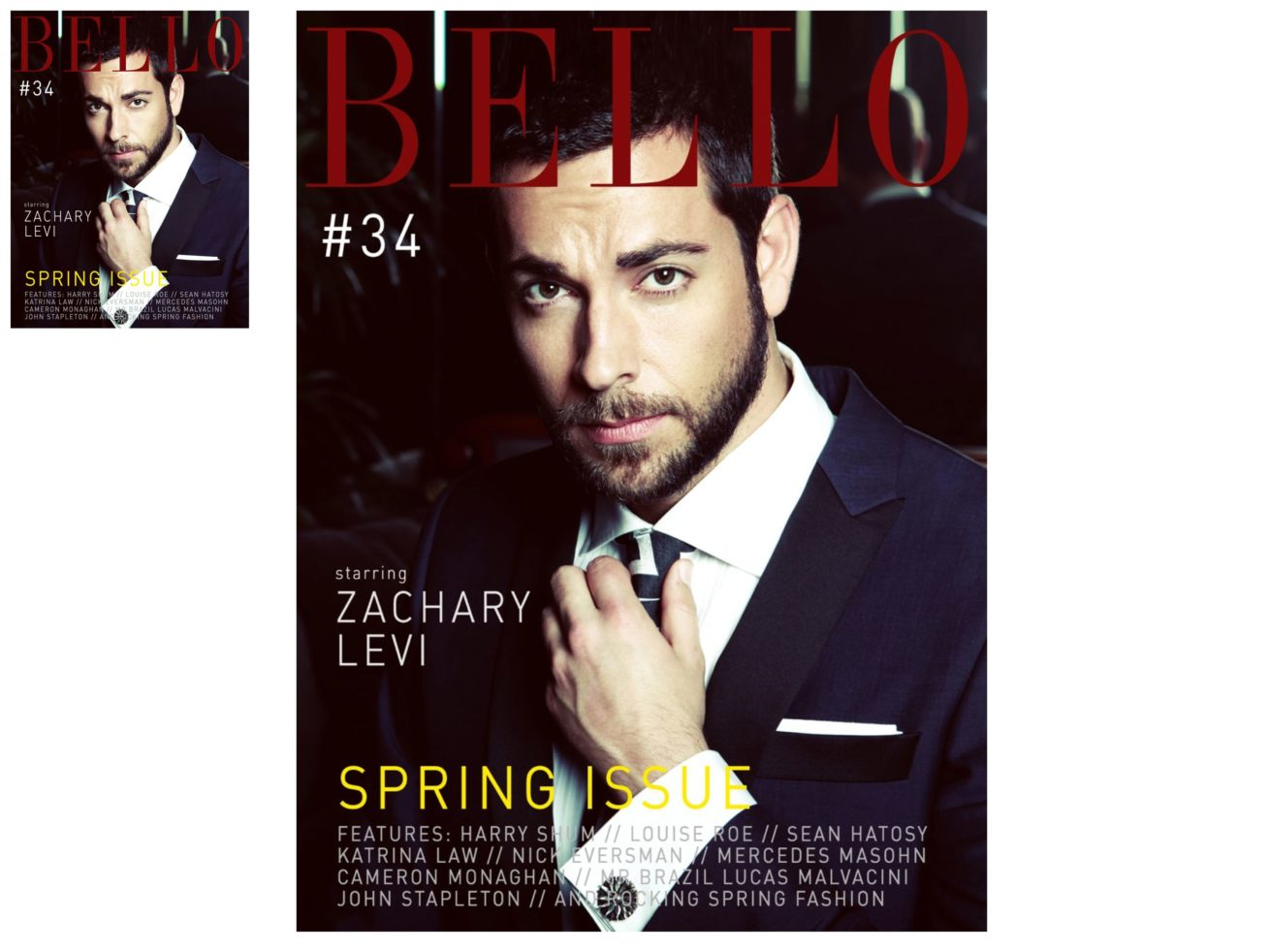 Bello cover